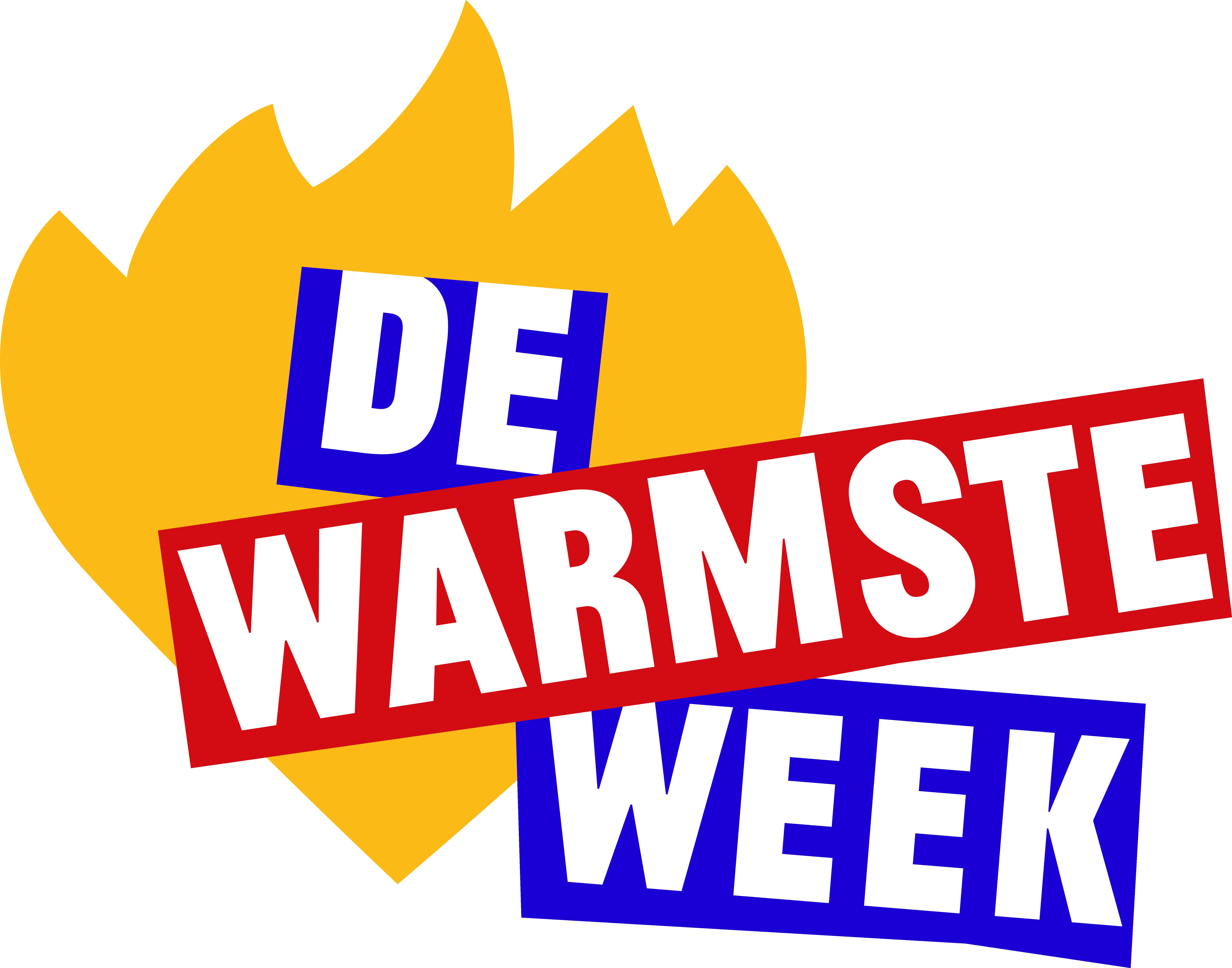 logo de warmst week